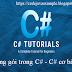 Đóng gói trong C# - C# cơ bản