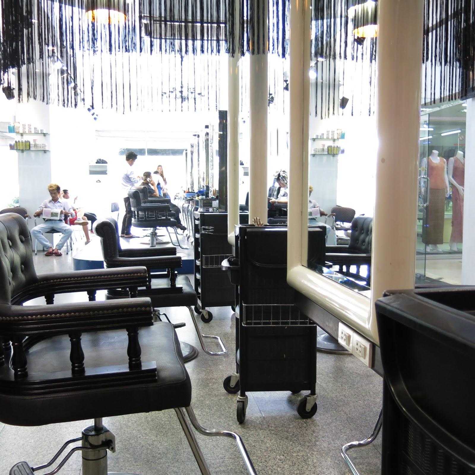 Office Chair Yangon Cover Rental Orlando Fl Missyimply Tony Tun Hair Salon And Acacia Tea Even The Is So Classy Vintage Ish