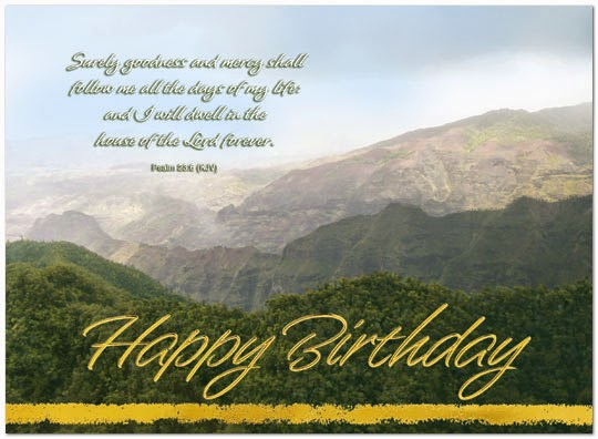 Religious Birthday Wishes Idea
