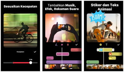 Aplikasi Edit Video Terbaik Android Tanpa Watermark Gratis