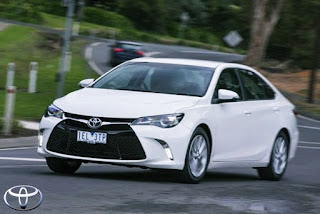 2015 Toyota Camry Atara S Price and Release Date Canada