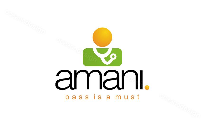 desain Logo amani - Jasa Desain Grafis Jogja