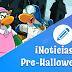 ¡Más novedades antes de Halloween!