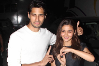 Siddharth Malhotra Dating Alia Bhatt or Katrina Kaif, Latest Instagram Pic Reveals the story.!!