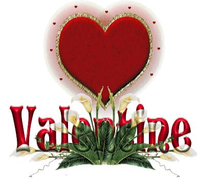 Animated Valentine Heart