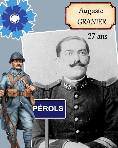 Auguste Granier – Pérols
