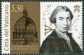 Vatican Rudjer Boscovic Astronomer