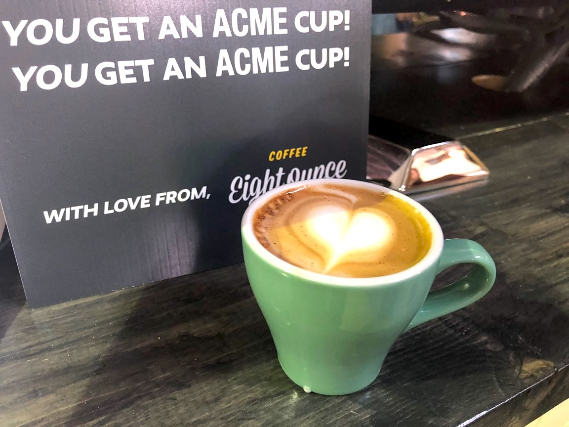 Acme cup