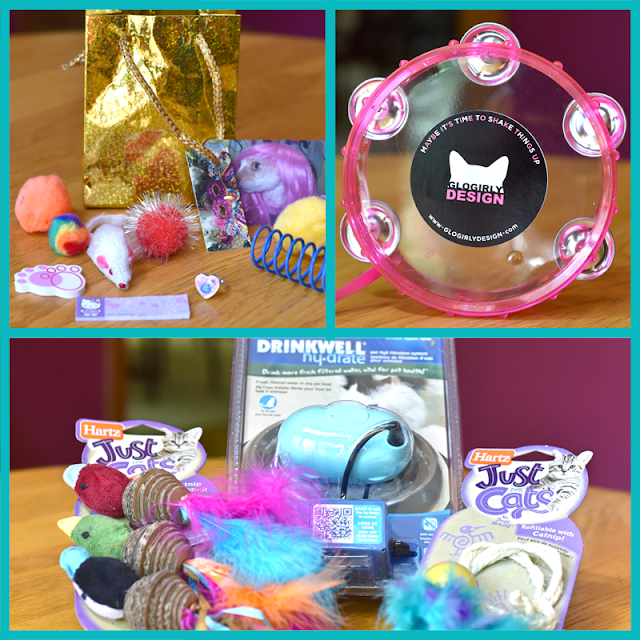 More gifts from cat friends plus from the CWA event!