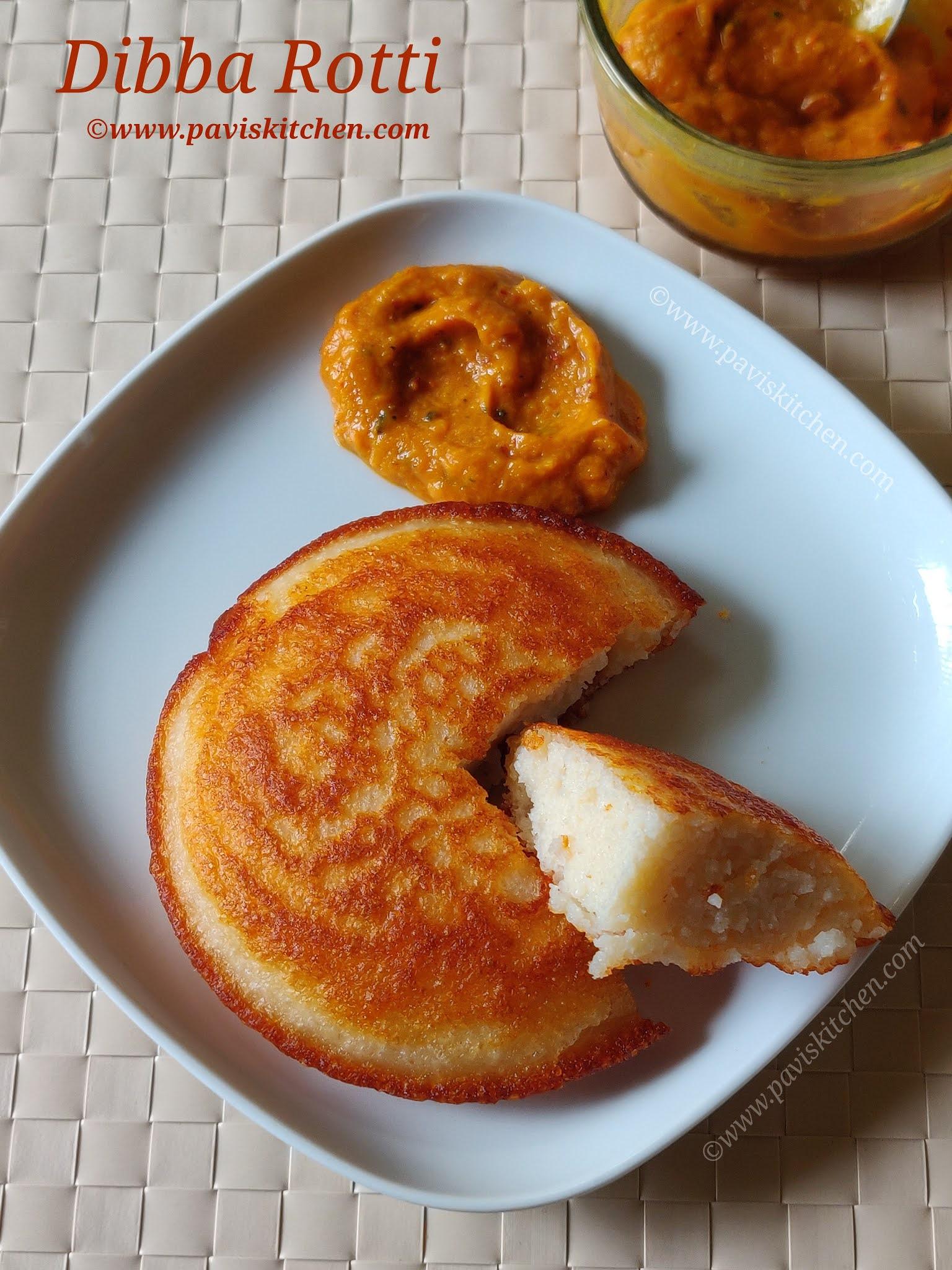 Dibba rotti recipe | Andhra minapa rotti recipe | pan Idli recipe with idli batter