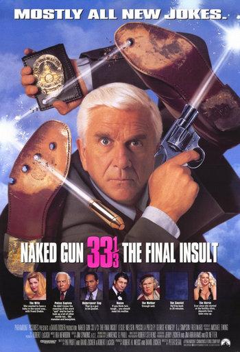 Naked Gun 33 1/3: The Final Insult (1994) ปืนเปลือย ภาค 3