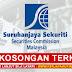 Suruhanjaya Sekuriti Malaysia Buka Pengambilan Kekosongan Jawatan Terkini ~ Mohon Sebelum 16 Mei 2021