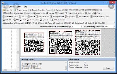 برنامج, مميز, لقرائة, الباركود, للمنتجات, ويدعم, ميزة, القرائة, من, الصور, وكاميرا, الويب, BarCode ,Reader