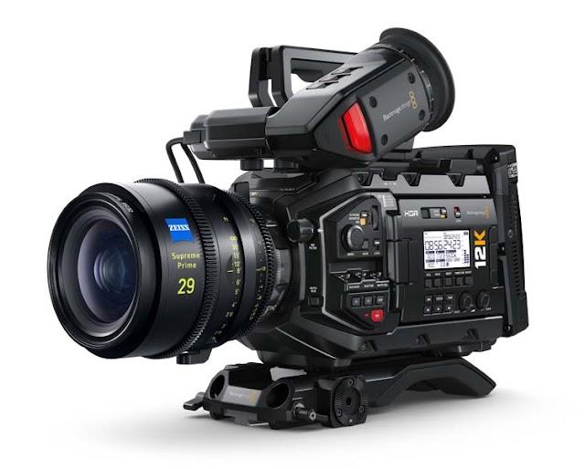 Blackmagic 12K 60fps kamerayı piyasaya sürdü
