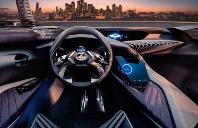 Lexus UX idea reaches 2016 Paris show