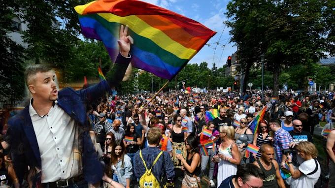 A Budapest Pride csapata felháborodott Jakab Péter hétfői parlamenti felszólalásán