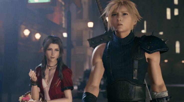 final fantasy 7 remake boss fight gameplay
