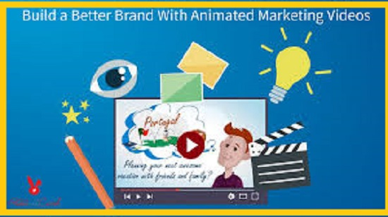Get animated marketing video for sales to your business
