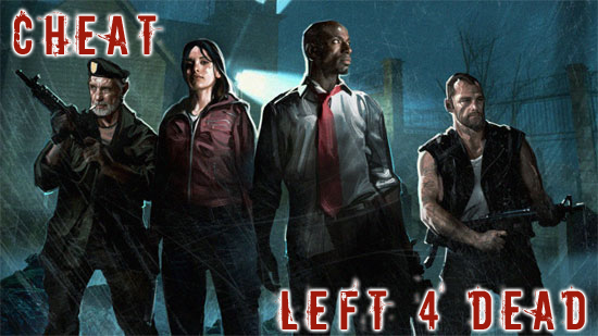 Cheat Left 4 Dead PC