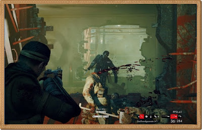 Zombie Army Trilogy Games Screenshots