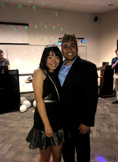 International Prom Queen and King