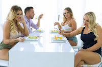 Alexis Monroe, Cali Carter, Jessa Rhodes – Our Horny Lesbian Housemates – Brazzers