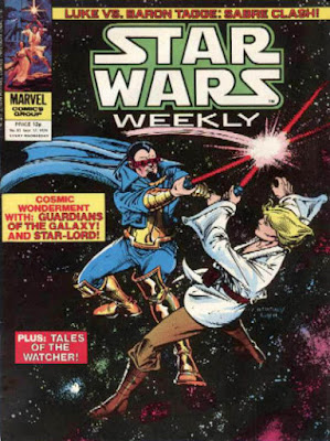 Star Wars Weekly #81
