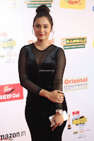 Vennela in Transparent Black Skin Tight Backless Stunning Dress at Mirchi Music Awards South 2017 ~  Exclusive Celebrities Galleries 078.JPG