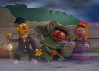 Sesame Street Bert and Ernie's Great Adventures Ernlock Holmes.1