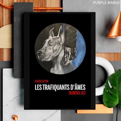 PurpleRain Livre : Les trafiquants d'âmes : Numéro 183 • Sacha Leptir