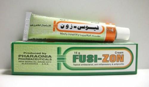 سعر دواء فيوسى زون Fusi Zon كريم مضاد للبكتيريا