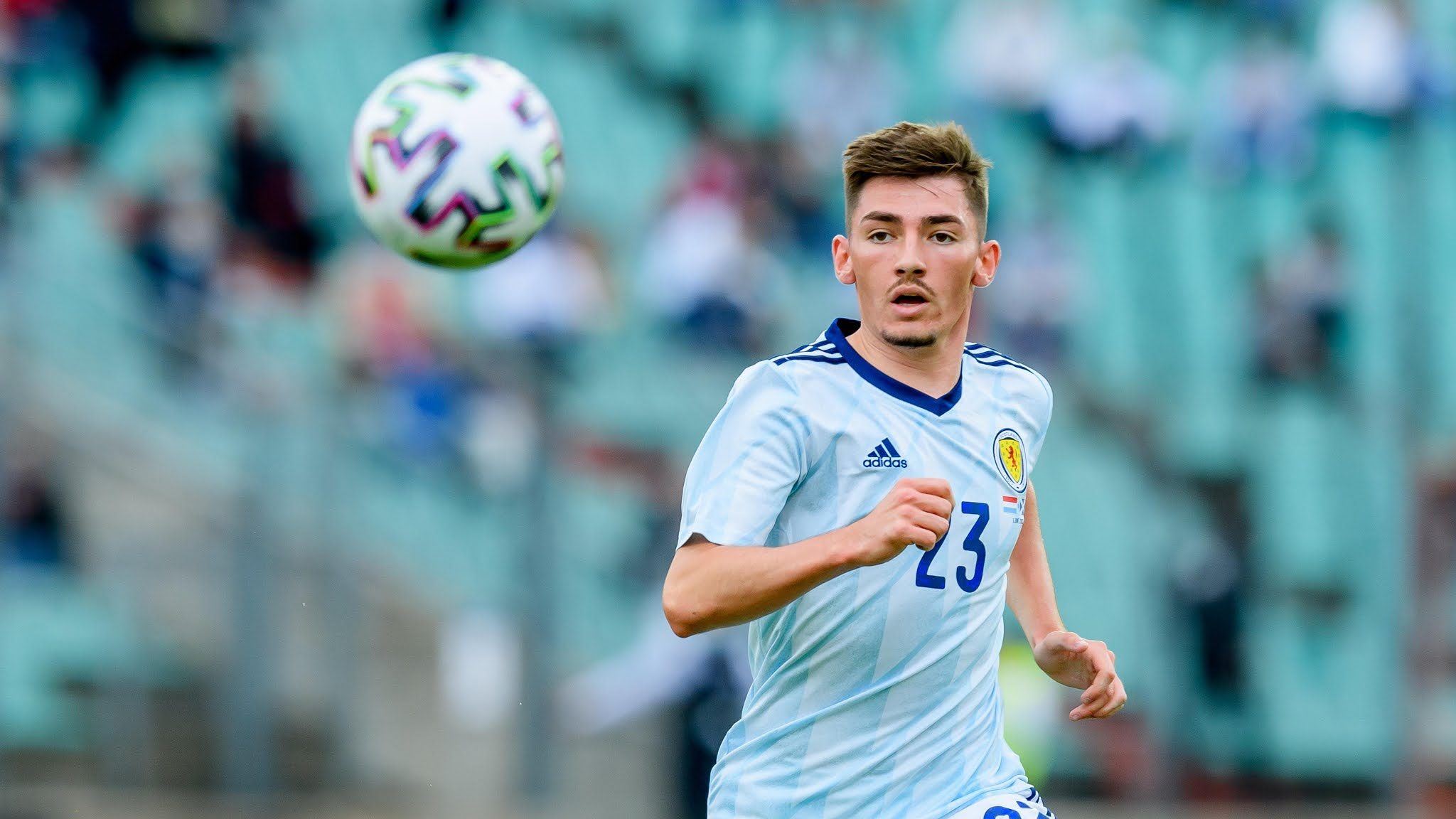 Billy Gilmour will be key to Scotland's creativity against Czech Republic
