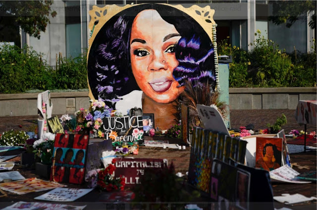 Louisville will pay $ 12 million for the death of Breonna Taylor in a police raid