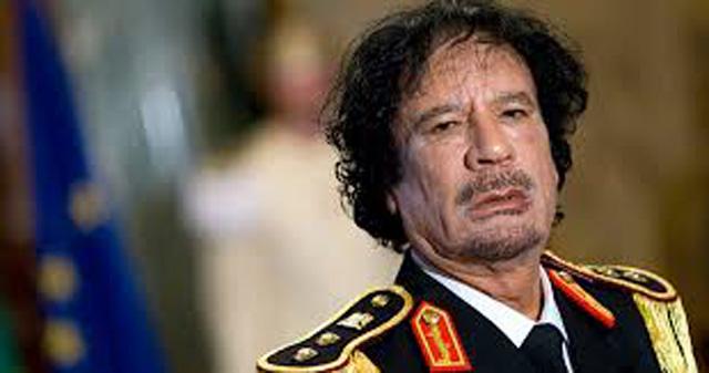 Muammar Khadafi adalah prresiden di Libya dari tahun 1969 hingga 2011.