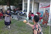 Peringati HUT RI ke 75, PKH Kepulauan Selayar Gelar Lomba Unik