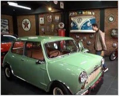Mini Cooper milik Andre Taulany; Mini Cooper Classic, Mobil Kontroversi yang Beli Selalu Dimarahi Istri;