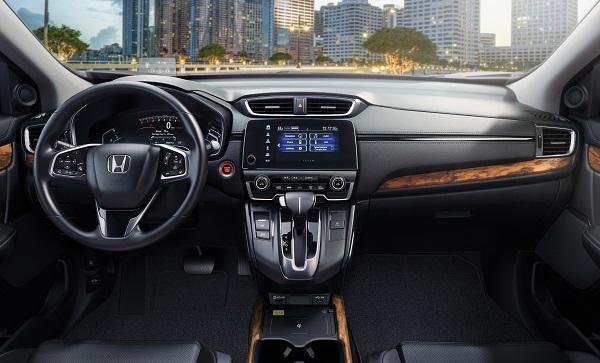 Honda CR-V 2WD