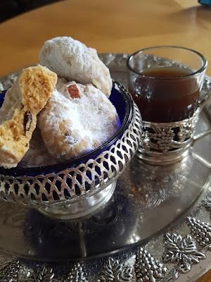 حلويات العيد مغربية