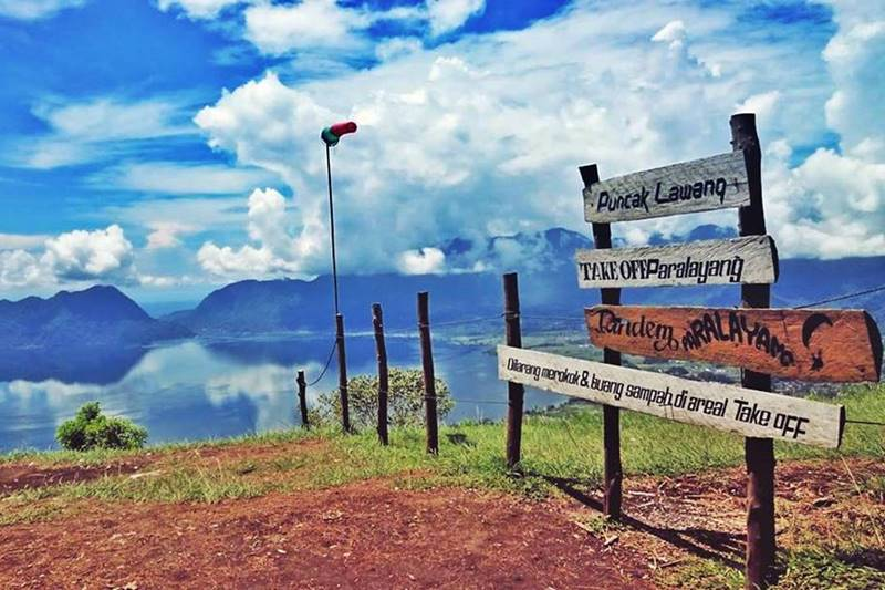 Puncak Lawang Agam Sumatera Barat