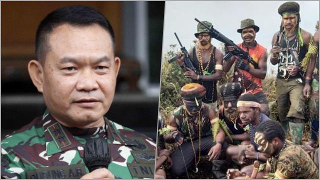 Habib Rizieq Doakan Dudung Kirim Pasukan ke Papua, Bukan Petamburan