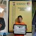 F Tersangka Pengedar Sabu Diamankan Polsek Bukit Raya Kampar