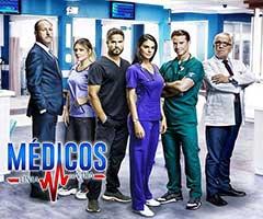 capítulo 54 - telenovela - medicos linea de vida  - las estrellas