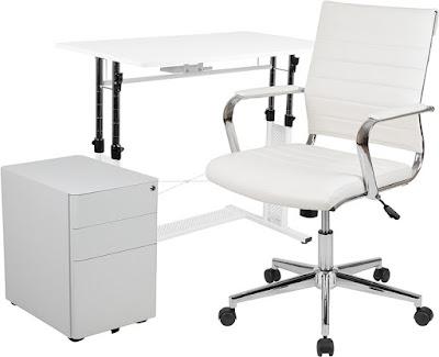 home office furniture set under 350