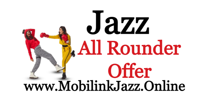 Jazz Weekly All Rounder Offer | Hafatawar All Rounder |