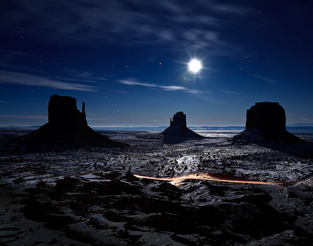 Cute Wallpaper For Handphone Beautiful Moonlit Landscape Pictures Maret 2014 Lowongan
