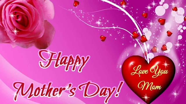 Happy Mother's Day Greetings 2017 From Son & Daughter For Her