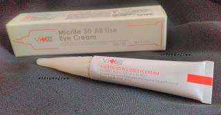 micrite 3d all use eye cream swissvita all young muslima