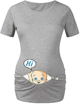 Cheap Funny Maternity Shirts