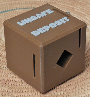 Unsafe Deposit by Alan Lunsford