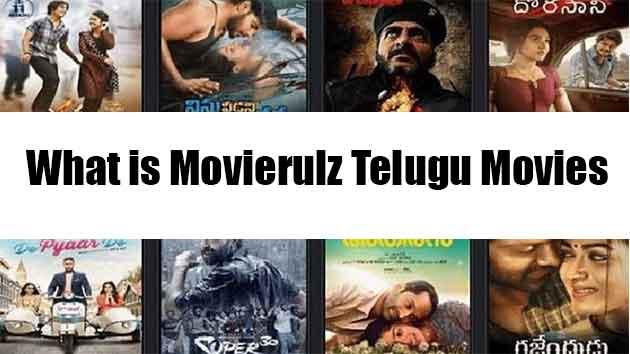 What is Movierulz Telugu Movies 2021